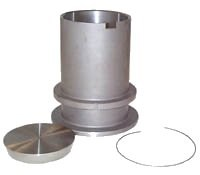 Mold Assembly 150 mm - 4140 107044.1000